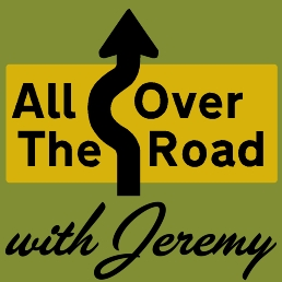 JEREMY takes you All Over the Road - Eclectic and hard-to-find world, rock, reggae and jazz
