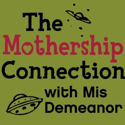 The Mothership has Landed! Space-Kitty Queens Mis.Demeanor brings you fresh takes on local stories, personalities, and music. The show is quick-paced and topical with a special focus on the feminine perspective.