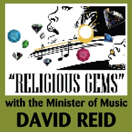 David Reid AKA the Minister of Music plays all your Gospel favorites on Religious Gems