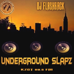 Underground Slapz is your bay area underground hip hop show on 89.5 FMKZCT  Ozcat Radio in Vallejo & Solano Co.